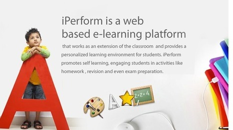iPerform, Web based e-learning platform for k-12 | Mind Shaper Technologies | Scoop.it