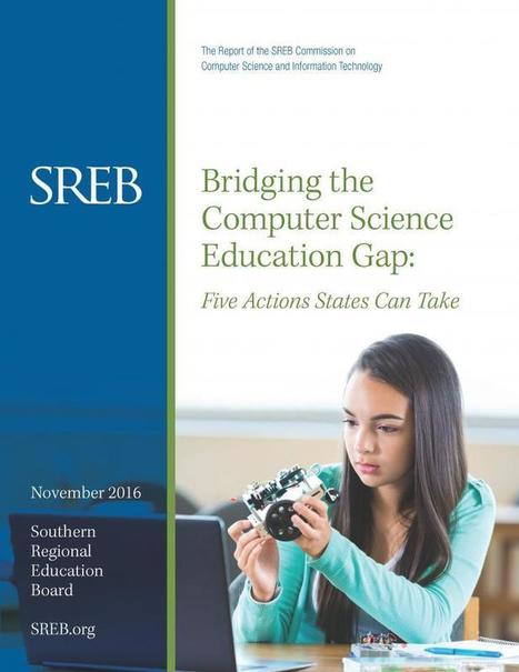 Bridging the Computer Science Education Gap - Southern Regional Education Board | :: The 4th Era :: | Scoop.it