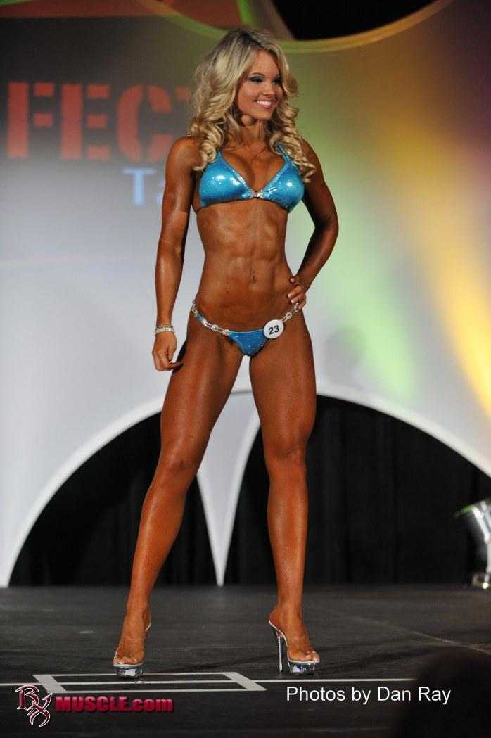 Post-Show Interview with IFBB Pro Justine Munro