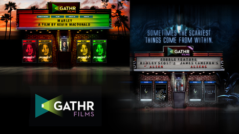 """Gathr is the Love Child of Netflix and Kickstarter"" 