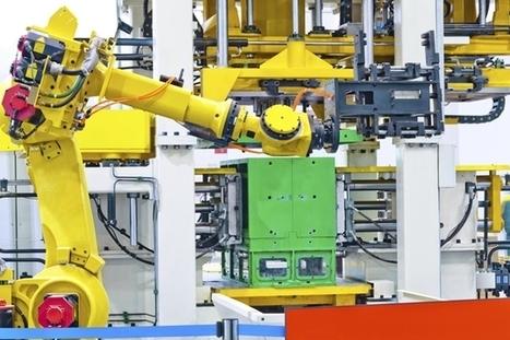 L'effet de l'automatisation sur l'emploi : ce qu'on sait et ce qu'on ignore | Dialogue Social | Scoop.it