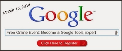 Become a Google Tools Expert Today, a Free Online Event   Cool Tools for Common Core Connections   Scoop.it