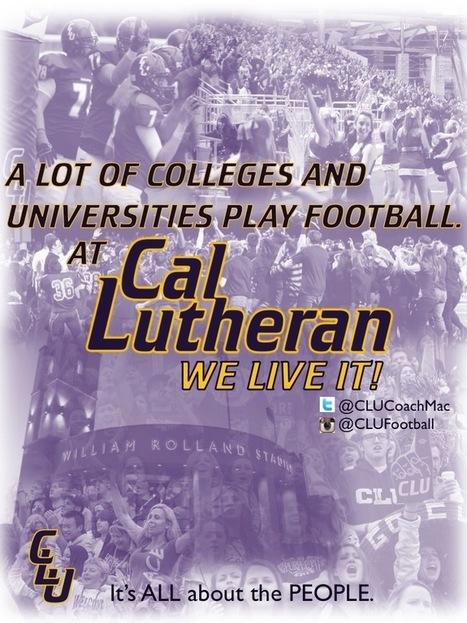 Photo | Cal Lutheran | Scoop.it