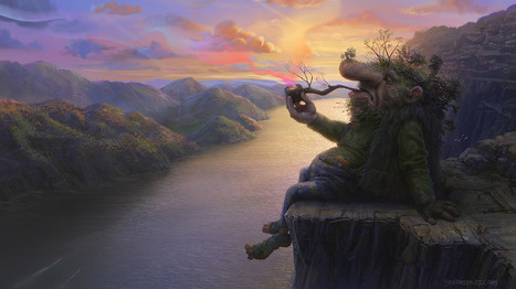 Gediminas Pranckevicius - Illustration, concept art - | digital art and media | Scoop.it