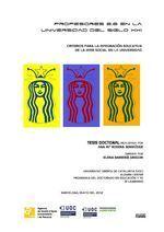 Tesis Doctoral: Profesores 2.0 en la universidad del siglo XXI #recomiendo | EDUCACIÓN en Puerto TIC | Scoop.it