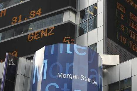 Morgan Stanley' in Robo-Advisors and Robo-Advisories