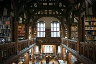 A Library You Can Spend the Night In: Critical Linking, December 23, 2016 | Librarysoul | Scoop.it