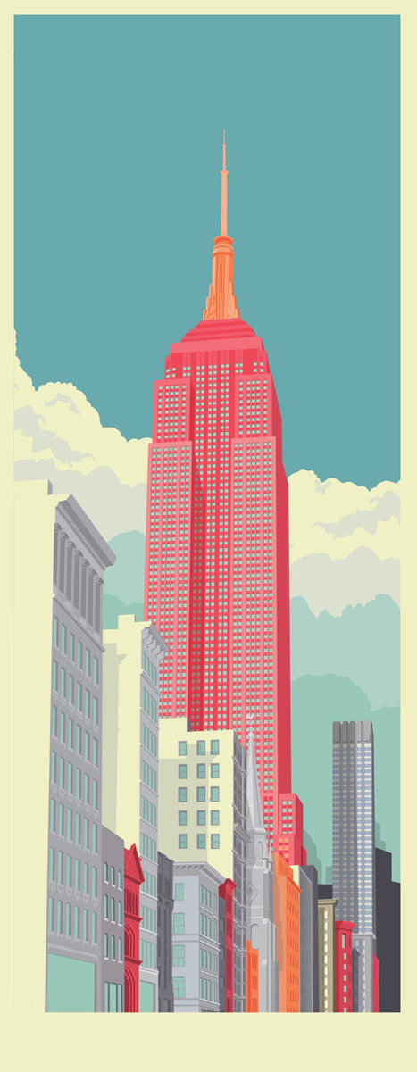 """5th Avenue   New York City I…"" in Art 
