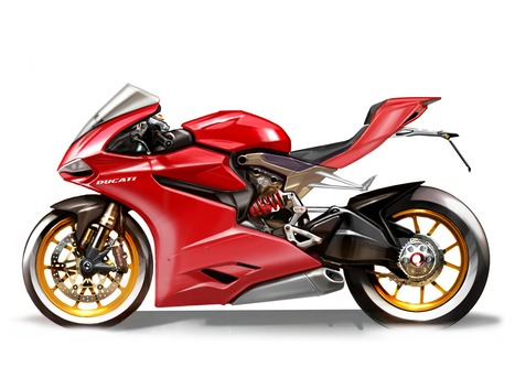 Ductalk Photosofmotos 1199 Panigale Design Dr