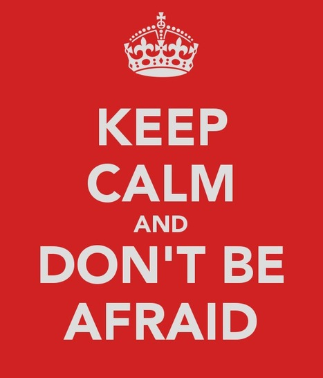 Startups: Don't Live Scared   Business and Marketing   Scoop.it