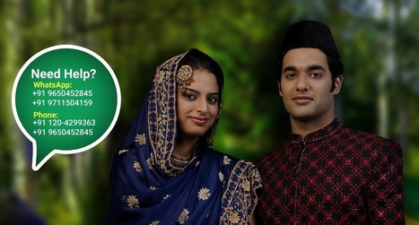 Best muslim matrimonial sites