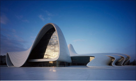 zaha hadid heydar aliyev | Art History & Literary Studies | Scoop.it