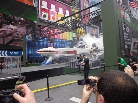 How Many LEGO Bricks Does it Take to Make an X-WING? | And Geek for All | Scoop.it
