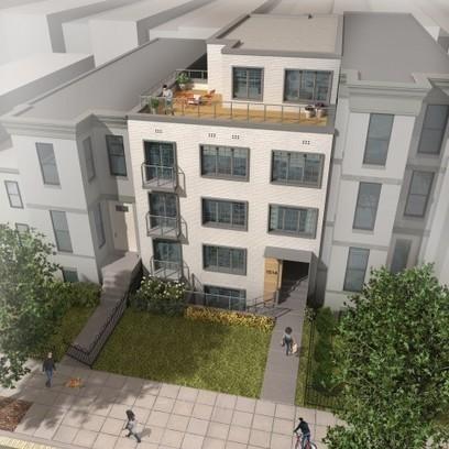 Halfway house in DC's Shaw to go condo - Washington Post (blog)   Design & Construction   Scoop.it