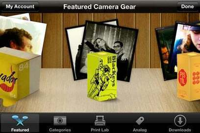 Hipstamatic iPhone App Remains a Powerful Force in Mobile Photography | iPhoneography-Today | Scoop.it