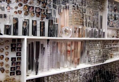 ´Collages´ en los que el arte se ve a través de una lente científica - 20minutos.es | Arte que transforma | Scoop.it