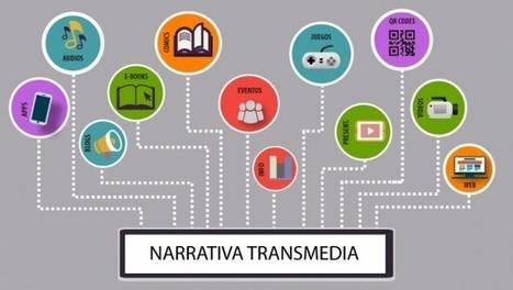 Un relato, muchas plataformas y más es la Narrativa Transmedia. - Infotecarios | el mundo doscero | Scoop.it