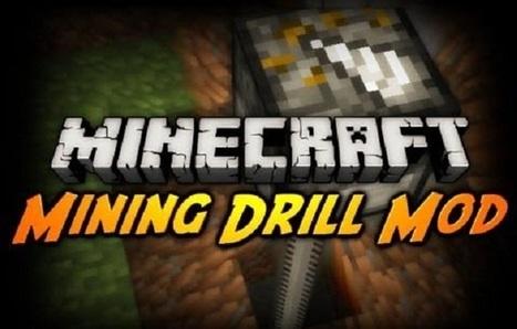1×2 Mining Drills Mod 1 8 9   My Pin   S