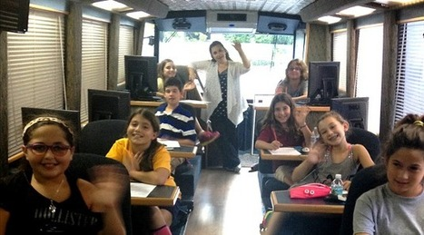 The Hebrew School on Wheels | Jewish Education Around the World | Scoop.it