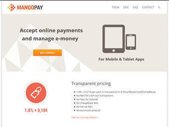 Leetchi's marketplace payment solution MangoPay goes international | digital startups | Scoop.it