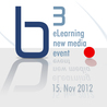 b3 eLearning & New Media Event 2012