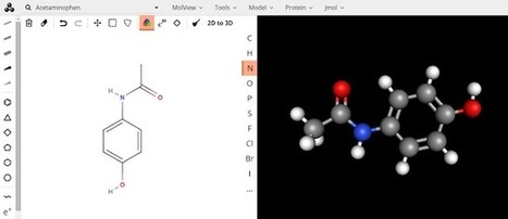 molview free 3d visualization of molecules and compounds
