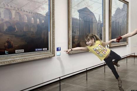 timeline Réseaux sociaux & musées | Cabinet de curiosités numériques | Scoop.it