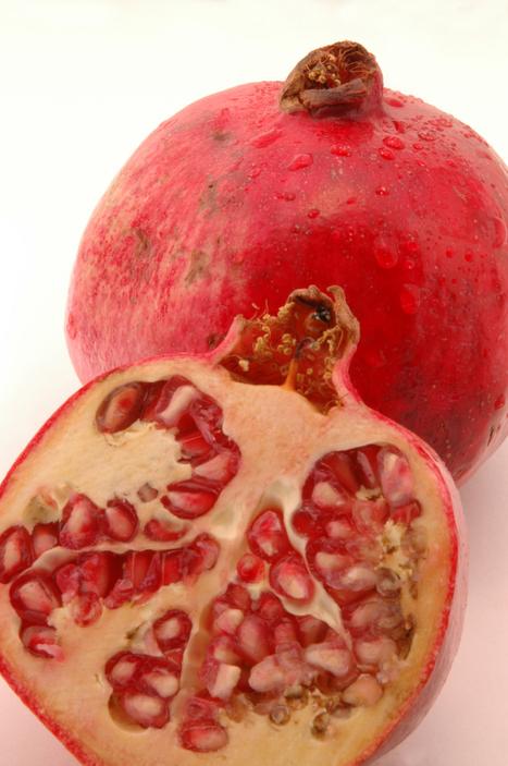 Food Tip Of The Week- Pomegranate | Harrison Marketing | Gastronomie et alimentation pour la santé | Scoop.it