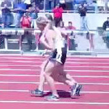 Video: Runner helps hurt opponent finish race | It's Show Prep for Radio | Scoop.it