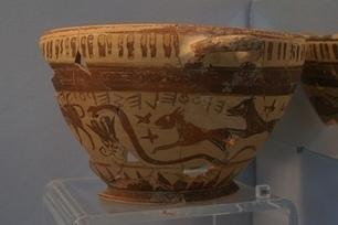 New Thoughts on Ancient Greek Wine Cup - Archaeology Magazine | Bibliothèque des sciences de l'Antiquité | Scoop.it
