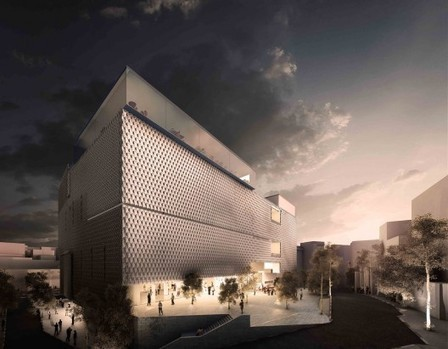 [ Istanbul, Turkey] Koç Contemporary Art Museum Winning Proposal / Grimshaw | The Architecture of the City | Scoop.it