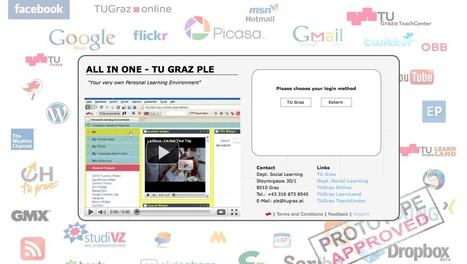 Start der Personal Learning Environment der TU Graz | PLE Personal Learning Environment | Scoop.it