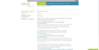 Distinguishing researchers with an ORCID | Wellcome Trust Blog | Researcher Identity | Scoop.it