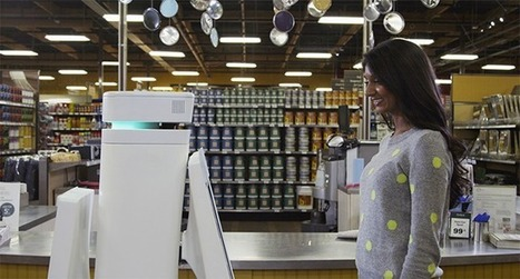 This robot might be your next store assistant | Retail technology | Scoop.it