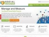 SocialDefender Gestion de la reputation sur les reseaux sociaux.     Les outils du Web 2.0   Scoop.it