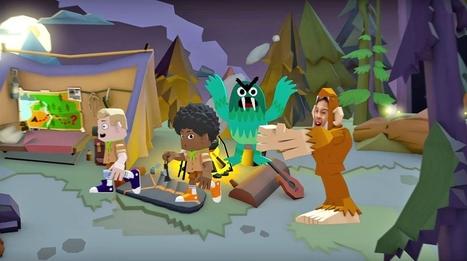 Toontastic 3D: Programa de animación 3D para niños - Neoteo | Educacion, ecologia y TIC | Scoop.it