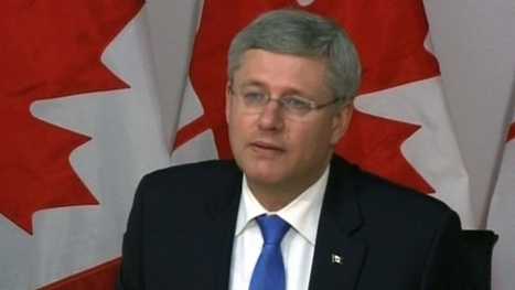 Harper ratchets up powerful anti-terror rhetoric; just posturing, Trudeau says | Anonymous Canada News | Scoop.it