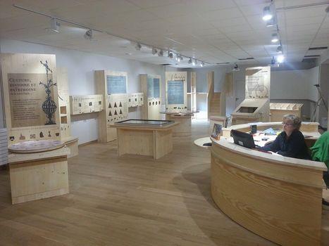 Ouverture du nouvel Office de Tourisme du Pilat prévu ce jeudi 1er mai | Actualités pour les professionnels du Tourisme | Scoop.it