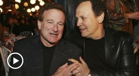 Billy Crystal's Heartwarming Tribute To Robin Williams | Awesome ReScoops | Scoop.it