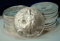 TOO MUCH SILVER? - The Prospector Blog | Gold and What Moves it. | Scoop.it