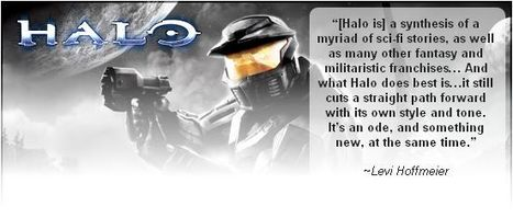The Halo Effect: On grassroots storytelling and fan fiction | networked media | Scoop.it