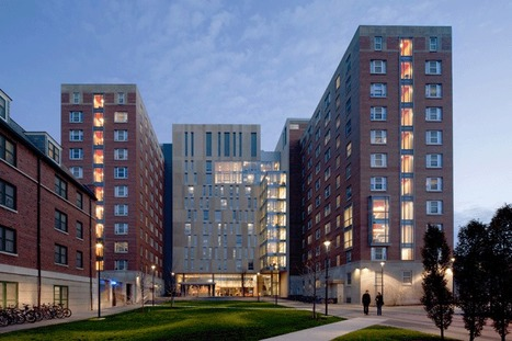 2013 SCUP/AIA-CAE Excellence in Architecture for Building Additions or Adaptive Reuse, Ohio State University   SCUP Links   Scoop.it