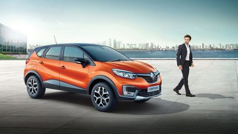Renault Captur Experience >> Latest Technologies And Features Available In T