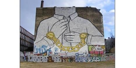 Histoire du Street Art français. | Urba | Scoop.it
