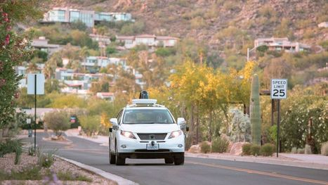 Google's self-driving car team is hiring executives as it prepares to spin out from Alphabet's X | Future Trends and Advances In Education and Technology | Scoop.it