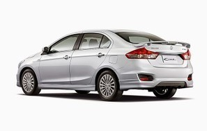 Suzuki Ciaz Aero at Bangkok International Motor Show | motor cars | Scoop.it