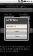 Escala de Notas - Applicación para Android. | didac-TIC-a | Scoop.it