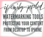 Watermarking Tools: Protecting Your Content Via Desktop, Web and Smartphone   Everything Pinterest   Scoop.it