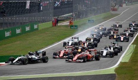 La F1 passe aux mains du groupe américain Liberty Media | Voitures anciennes - Classic cars - Concept cars | Scoop.it