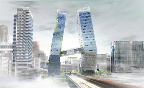 CO2ngress Towers:  Reducing air pollution in Chicago + increasing public awareness | The Architecture of the City | Scoop.it